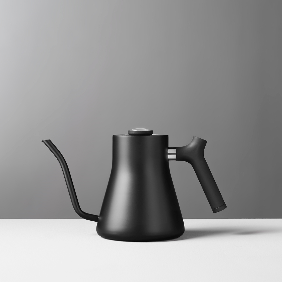 fellow product matte black stagg pour over kettle
